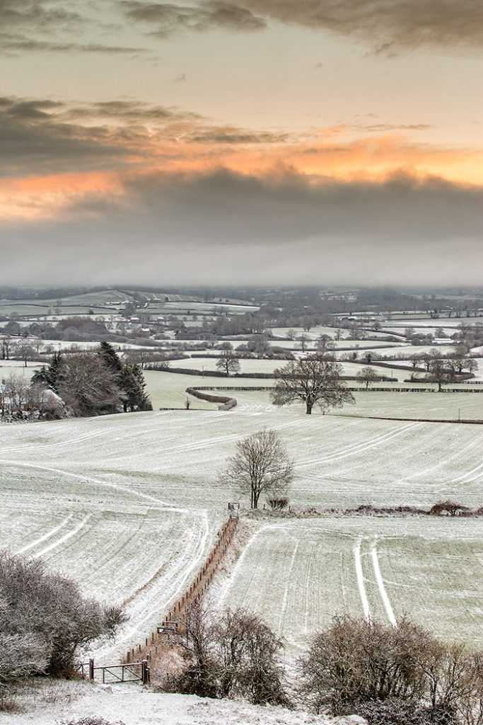 Vale Winter - Landscape - Highly Commended